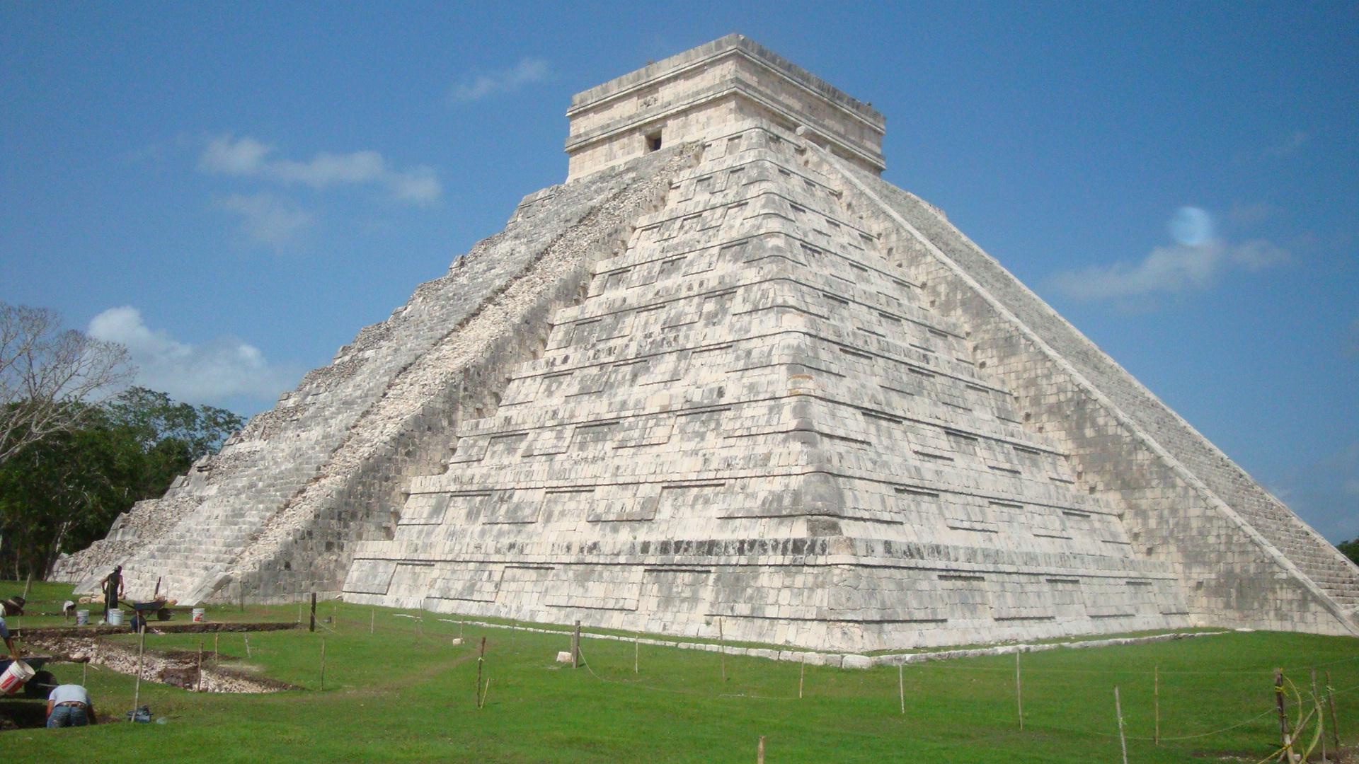 piramide de kukulcan.